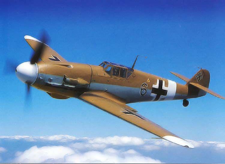 messerschmitt bf 109   Articles :: Avions - Allemagne, Messerschmitt Bf-109