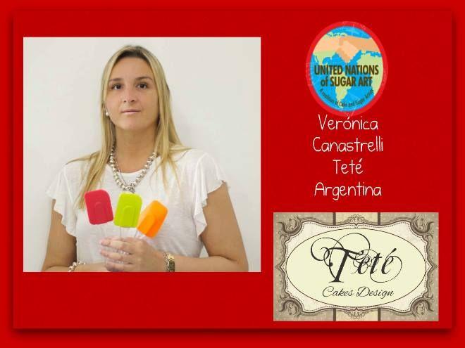 Veronica Canastrelli - Tete Argentina