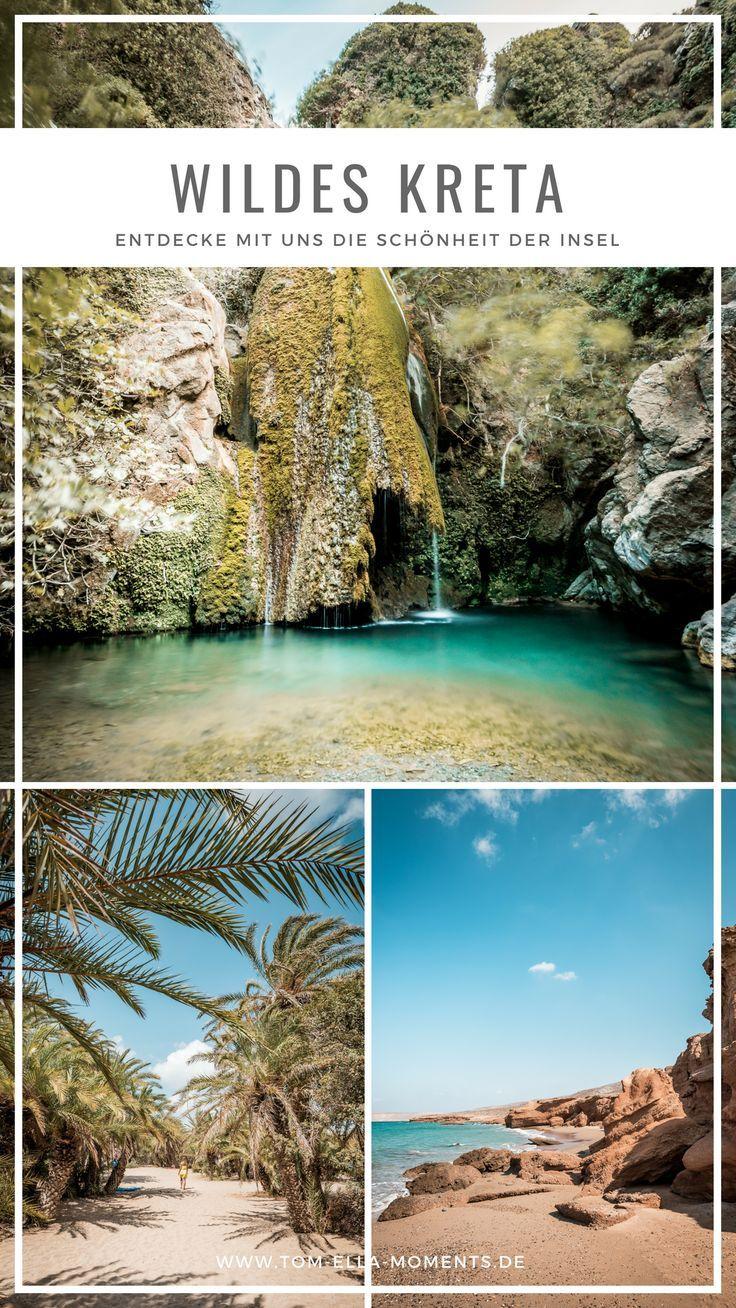 Kreta Roadtrip: Wir sind quer über die Insel des Zeus gefahren, haben karibische Strände, verschlafene Bergdörfer, historische Städte und wilde Natur entdeckt. Lass dich inspirieren von unseren persönlichen Kreta Highlights. Mit einer Ost-West-Ausdehnung von etwa 250 km und einer Küstenlänge von mehr als 1.000 km reicht ein Besuch auf Kreta nicht aus um alle Ecken intensiv kennenzulernen. Wir zeigen dir die schönsten Ecken der Insel.