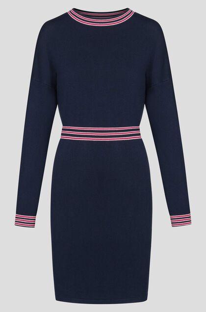 Kleid mit Ziernähten - Blau | Modestil, Kleider, Sommer ...
