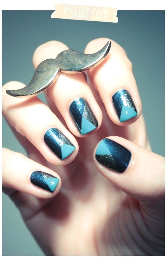Pin by Versicapeter on Nails | Minimalist nails, Manicure