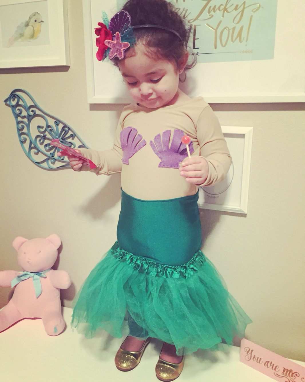 The little mermaid costume naked images 480