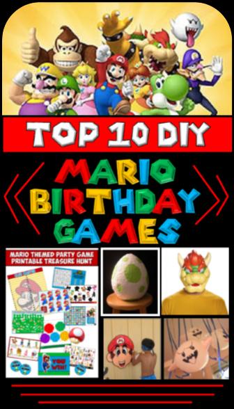 Photo of Top 10 DIY Mario Geburtstagsfeier-Spiele, um Ihr Mario-Thema zu einem HIT zu machen!