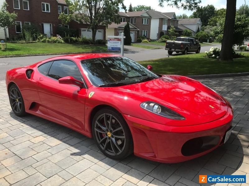 2007 Ferrari 430 F1 ferrari 430 forsale canada Cars