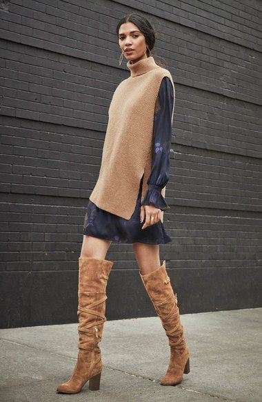03ee0166291 Sam Edelman  Sable  Over the Knee Boot
