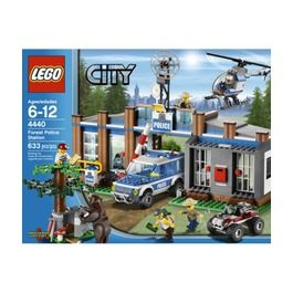 LEGO City Forest Police Station 4440