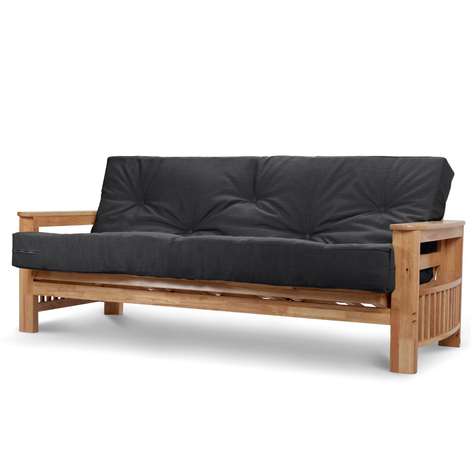 jasmin 3 seater futon next day delivery jasmin 3 seater futon