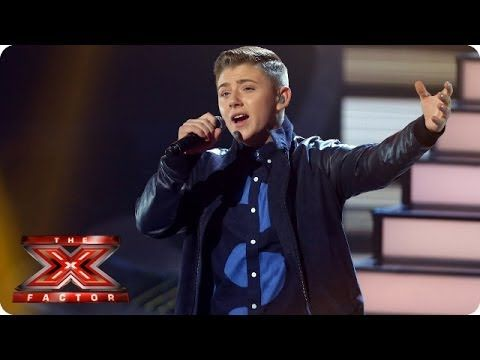 Nicholas McDonald sings Don't Let The Sun Go Down On Me - Live Week 9 - ...  He has a powerful voice, and has a future as an artist in his future.