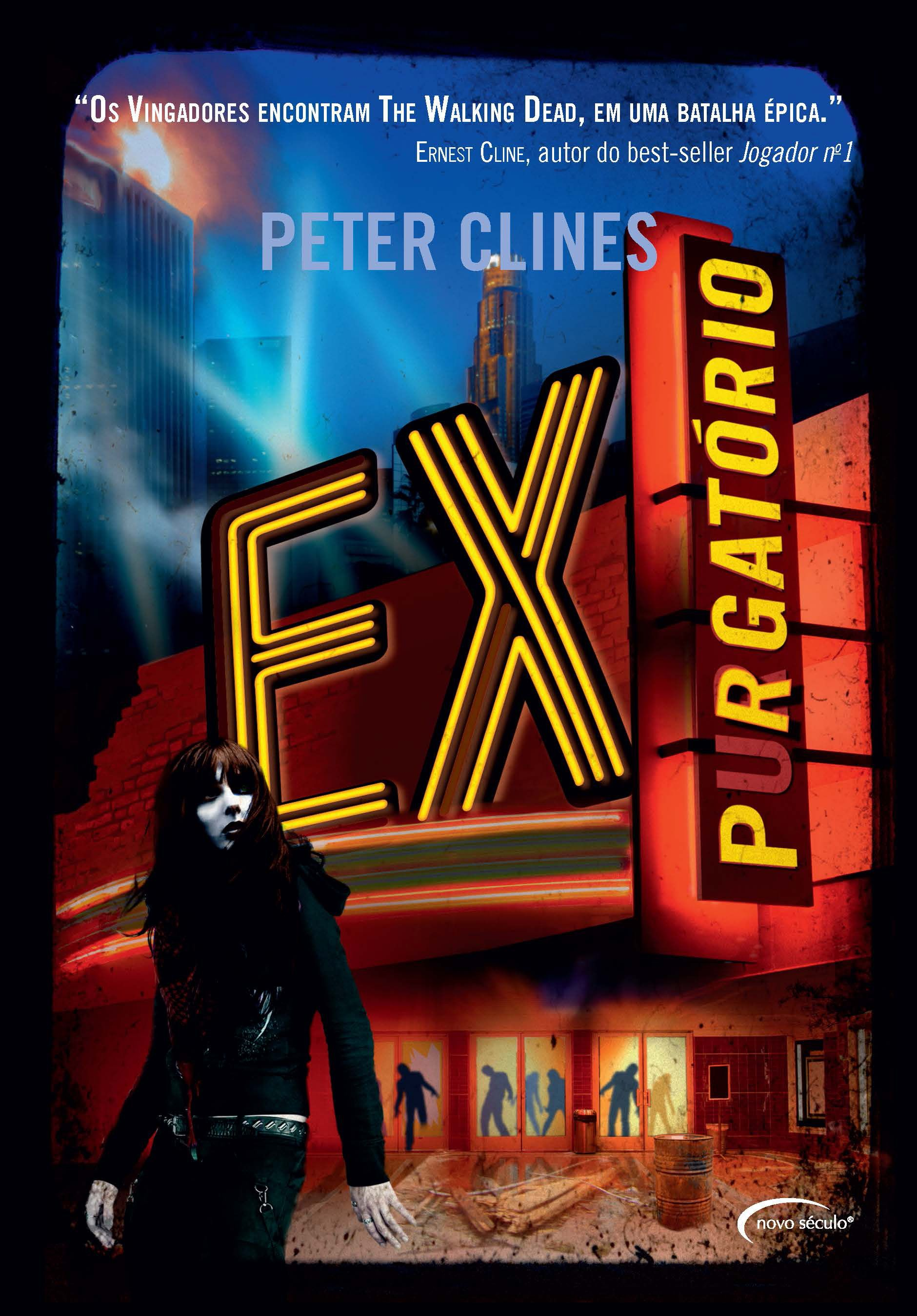 ExPurgatório, Peter Clines. The walking dead