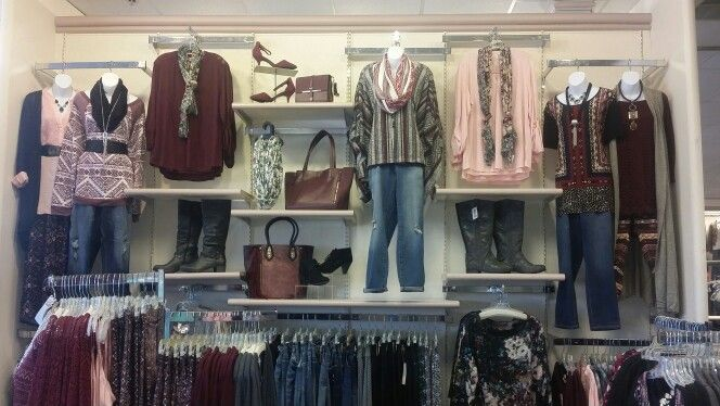 18 Visitors Have Checked In At Cato Fashion.