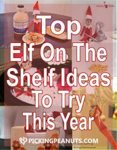 Best Elf On the shelf ideas | Pickingpeanuts.com elf on the shelf arrival, Elf on The shelf ideas, elf on the shelf ideas easy, elf on the shelf ideas for kids, elf on the shelf ideas for kids funny, elf on the shelf ideas for toddlers, elf on the shelf ideas funny, she elf on the shelf ideas #elfontheshelfarrival