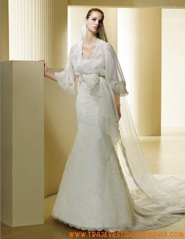 florencia vestido de novia la sposa | vestidos de novia civil