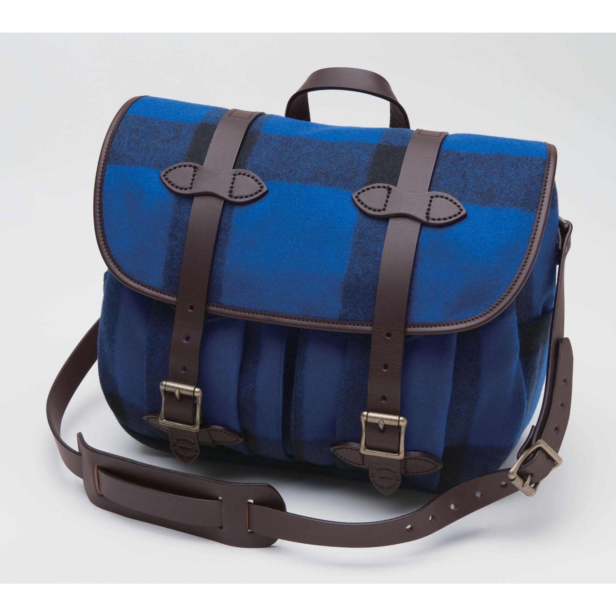 2a77a44d18 love this blue Filson Wool Medium Field Bag. love this blue Filson Wool  Medium Field Bag Plaid Purse