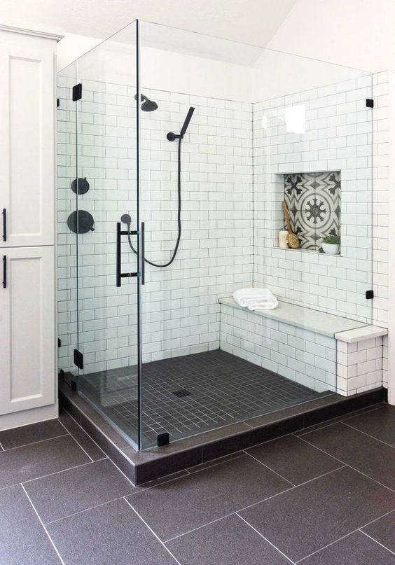 Before And After A Dated Builder Bathroom Becomes An Eye