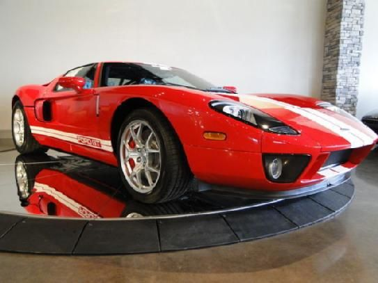 2005 Ford Gt Only 12 Delivery Miles Asking 359 000 00 Contact