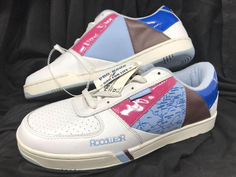 Pro Keds Roca Wear Multi Color Size 12