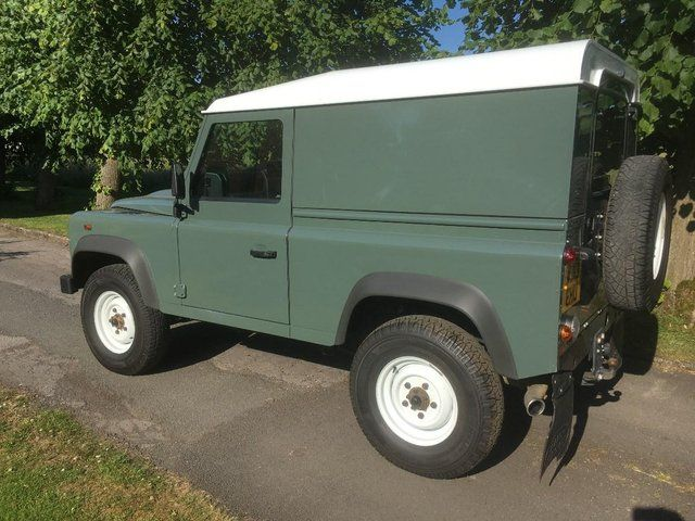 Finished In Lovely Keswick Green 22 500 Miles From New Flrsh 2 Owner Remote Alarm Power Steering Perfect He Used Land Rover Land Rover Car Land Rover