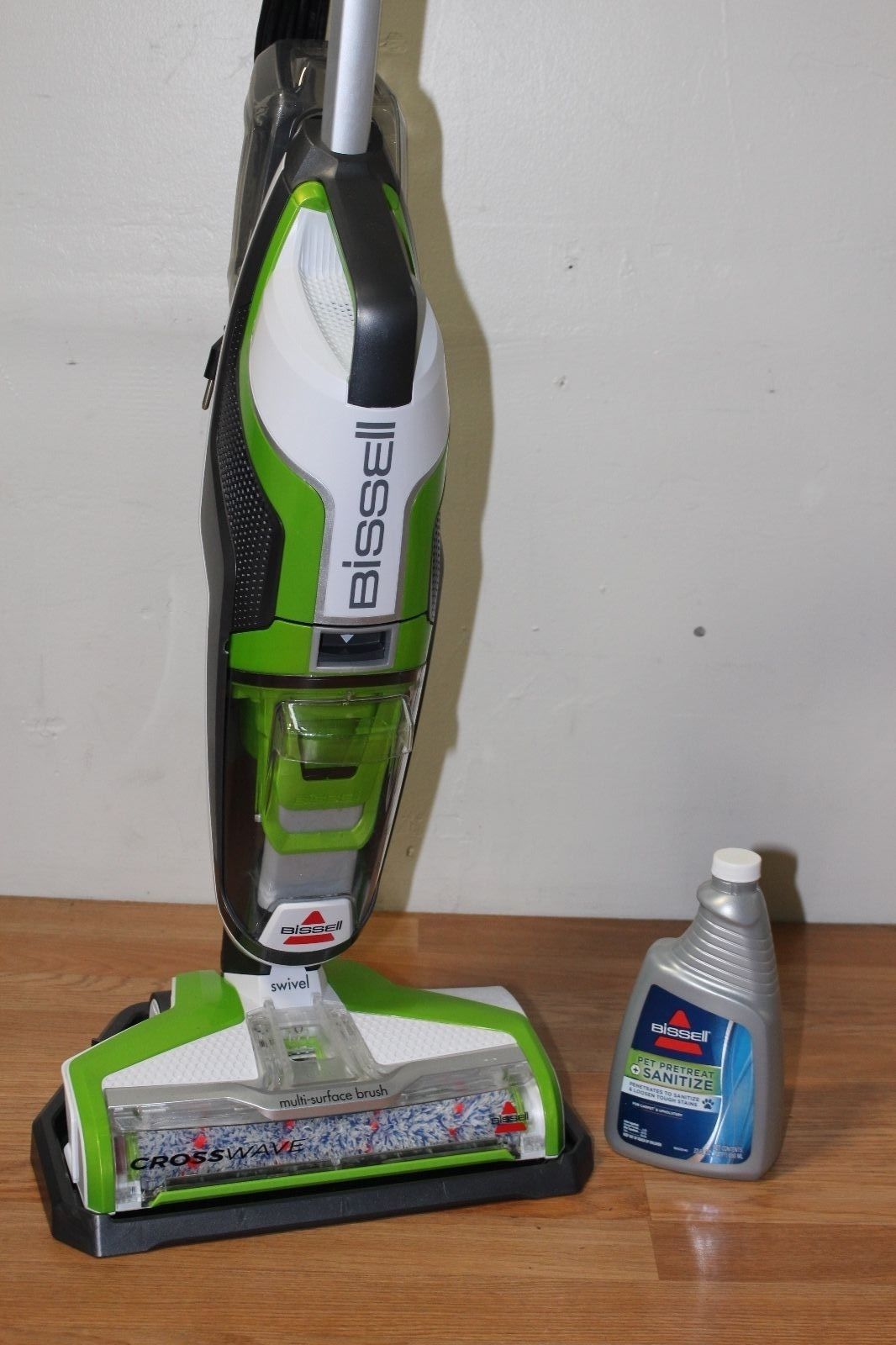 Bissell 1785A CLEANER, CrossWave All in One Multi Surface
