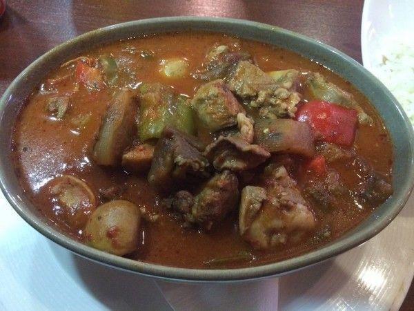 Kuzu Guvec (Turkish Lamb Stew)