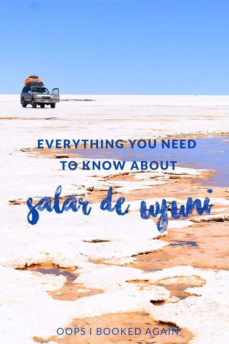 Salar De Uyuni 12 Things To Know Before You Go Bolivia Travel