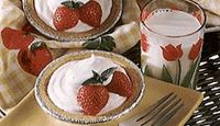 Strawberry Yogurt Tarts