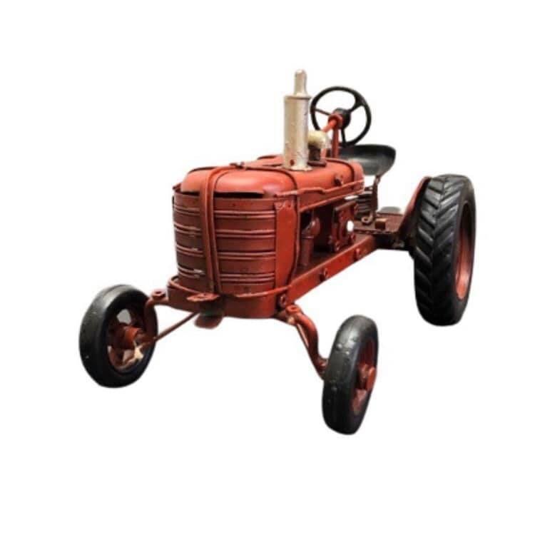 Metal Massey Ferguson Traktor 120 Metal Toy Car Massey Ferguson