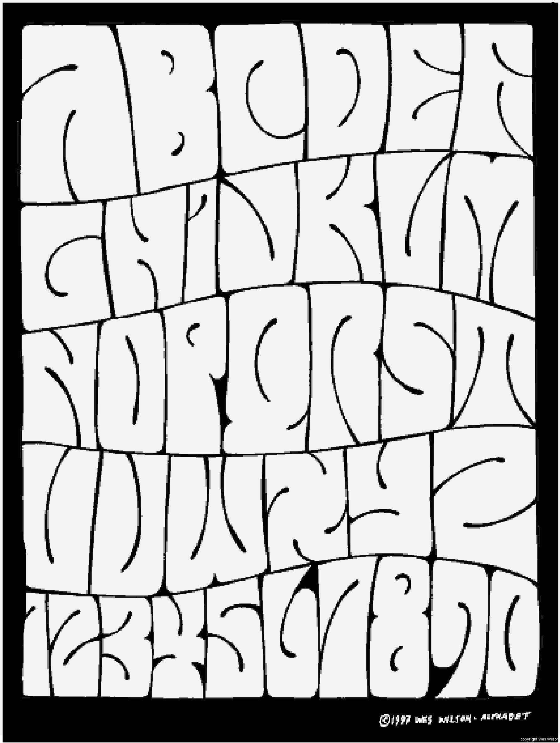 Alphabet Psychédélique no space alpha - wes wilson | craft ideas | pinterest | lettering