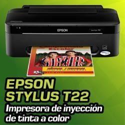 Impresora Epson Stylus 28 Ppm T22 Bsf 456 00 Impresora Stylus