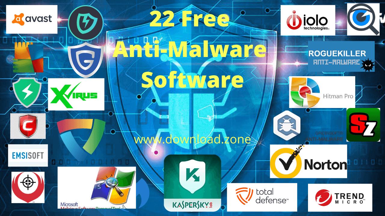 Best Free Anti Malware Software In 2020 Malware Malware Removal Malwarebytes