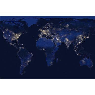 Plakat The World At Night 915 X 61 Cm Plakaty W