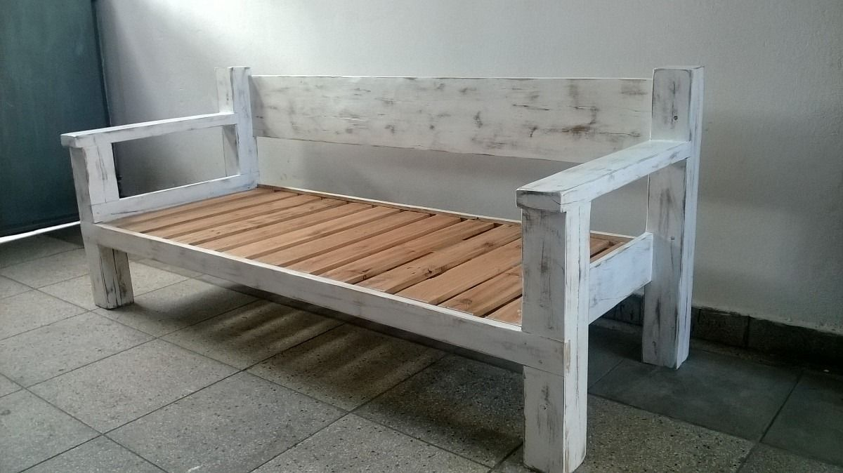 Sill n reciclado muebles pinterest sillones for Sillones de jardin de madera