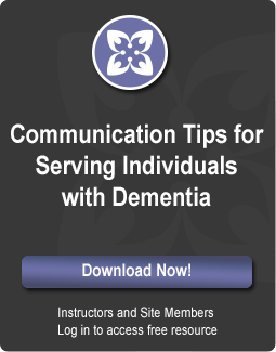 Guest blogger Michelle Seitzer shares with our community her recommendations for best practices in activity programming for dementia care. When I was hired as an activities director for an assisted living community near Valley Forge, PA, I was a newly minted college graduate with an English degree and four years of volunteer experience. Sure, I had a lot of passion for the senior population, but I knew almost nothing about the practice of working with and for them. I quickly learned that…