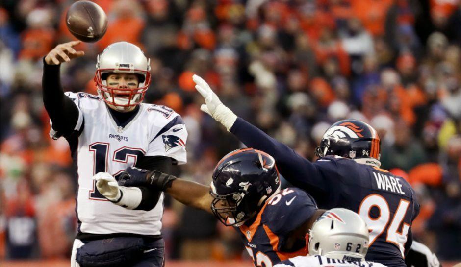 Patriots vs Broncos Live Stream