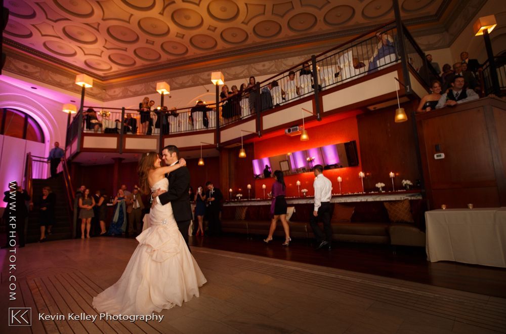 Brandon And Carissas Wedding At Bank Street Events In Stamford CT