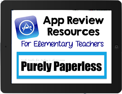 On the lookout for new apps to try in your classroom? Look