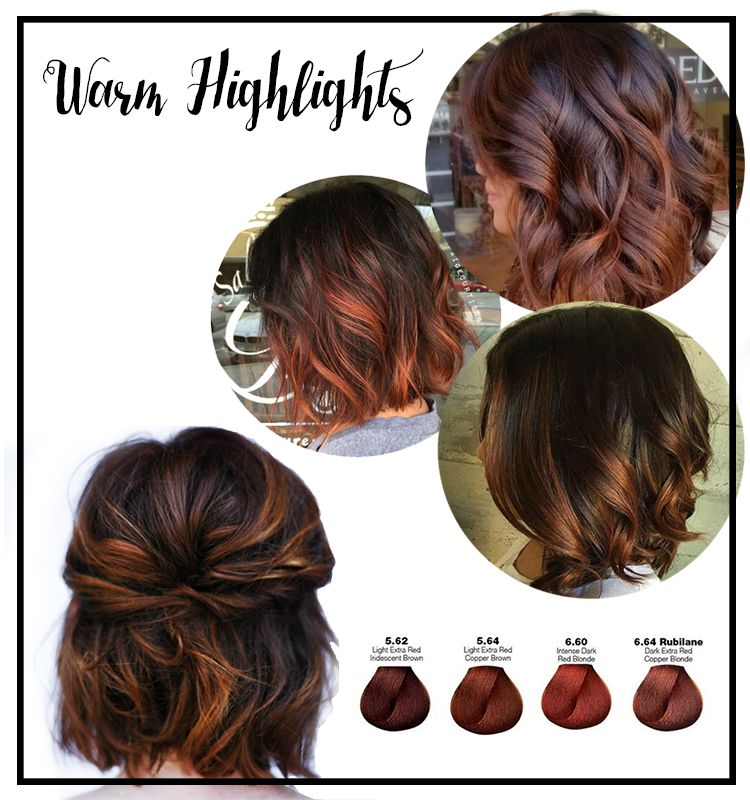 diy copper tiger eye amber hairstyle