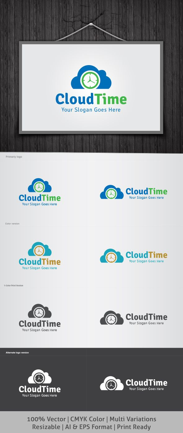 Download this file at...   http://graphicriver.net/item/cloud-time-logo/4519929?ref=dotnpix