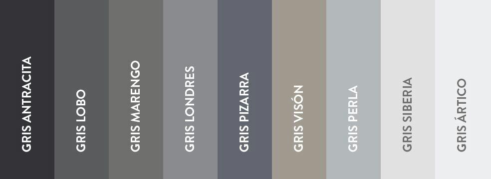 gama de grises decorando peque os detalles pinterest