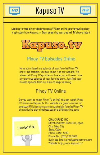 Free pinoy website