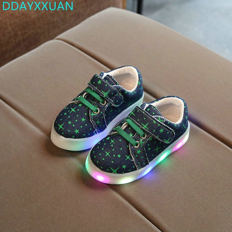 Toddler  Children Shoes With Kids Shoes Sneakers Baby Boys and Girls Shoes