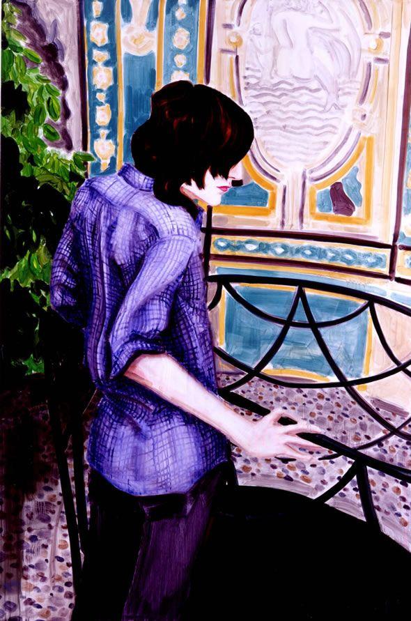 Ben (Villa d'Este), 2002 E. Peyton