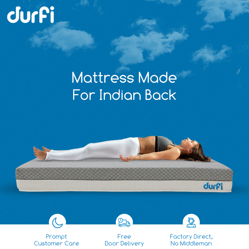 Durfi Mattress Designed For Indian Back With Images Mattress Design Best Mattress Mattress