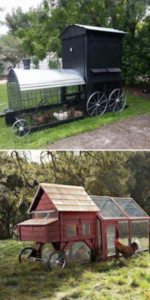 Backyard Chicken Coop Plans, Backyard Chicken Coops