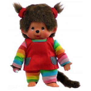 Monchhichi : Regenboog meisje