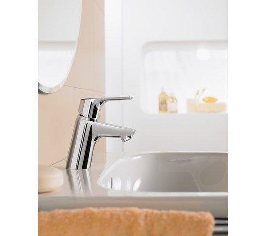 1-greps servantarmatur u/oppløft ventil. Prisgunstig kvalitetskran der passer til alle baderom