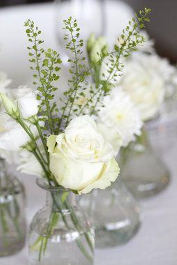 Pynt festbordet med avskårne blomster | Inspirasjon fra Mester Grønn