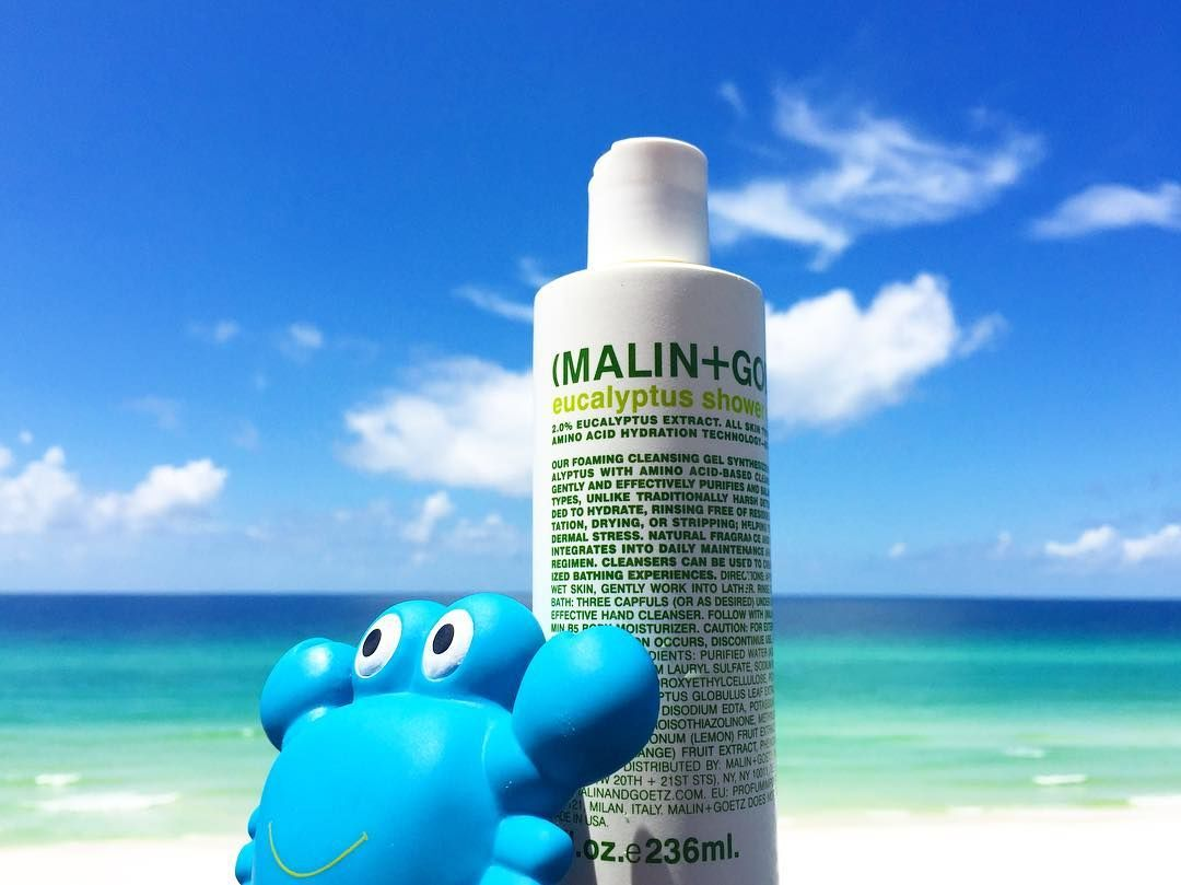 😎☄Some of our favorite body wash for summertime! So clean, so fresh, so amazing! #sweetsummertime #malinandgoetz #onaatlanta #body #shower #clean