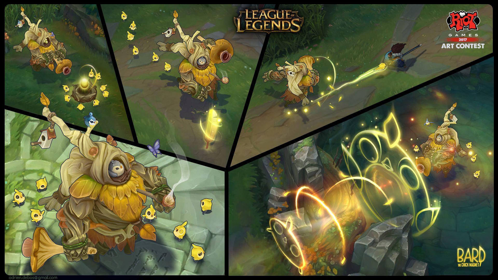 Pin on League of Legends Concept Art