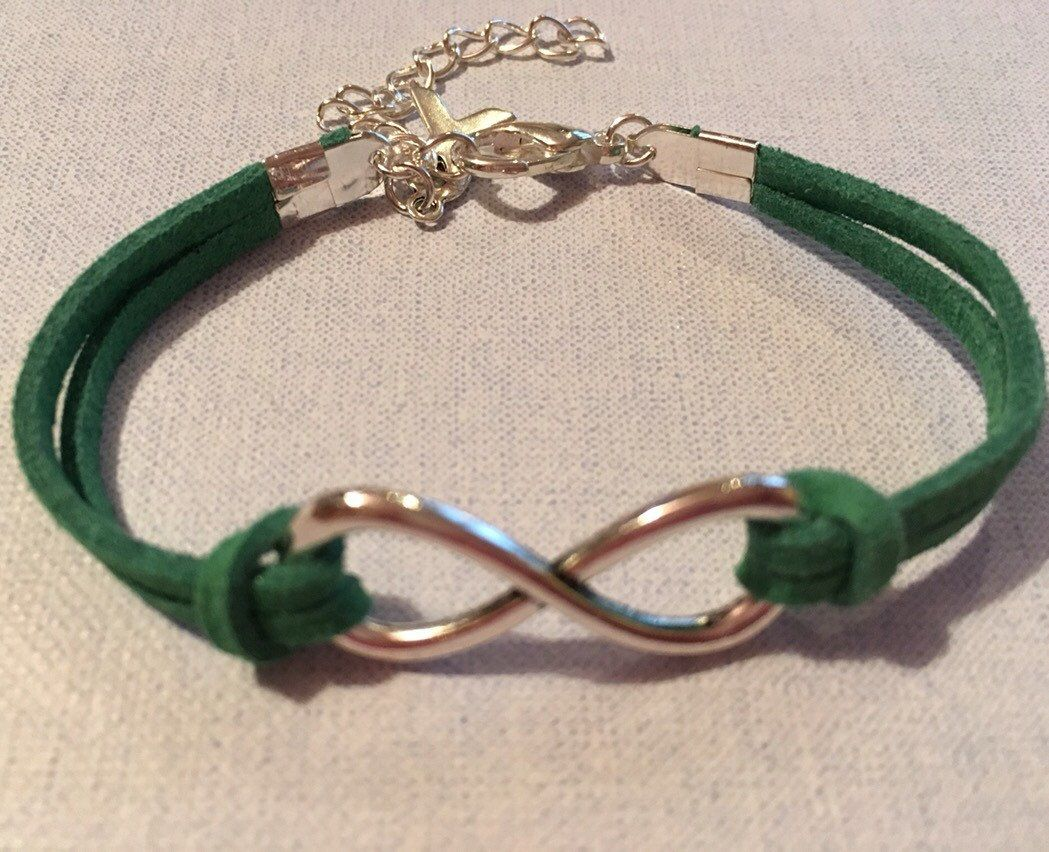 jewelry green bracelet awareness health il sg en fullxfull mental description listing