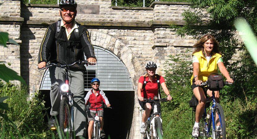 Fahrradtouren Hessen